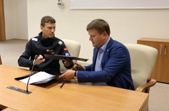 ОЭЗ «Дубна» заключила соглашение с Московским Марафоном