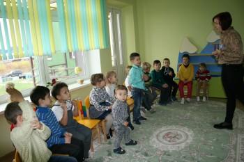 Рядом с ОЭЗ «Дубна» открыт детский сад