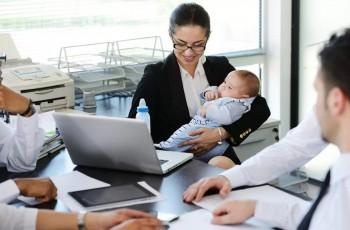 В Подмосковье стартует образовательная программа «Мама-предприниматель»