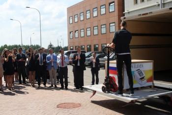 Первая партия анализаторов производства «АРКРЭЙ» отправлена на российский рынок